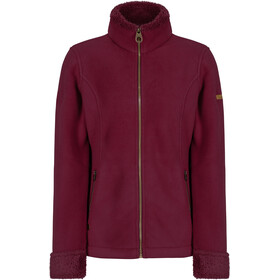 Regatta Bernice Jacket Women Burgundy (Rumba Red)